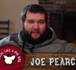 Joe Pearce Squeal Like A Pig BBQ