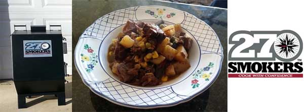 270 Smokers Beef Stew Recipe