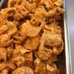 A Fine Swine BBQ Restaurant - Freshly Fried Swine Rinds