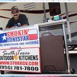 Arnie Segovia Smokin' Lonestar Header